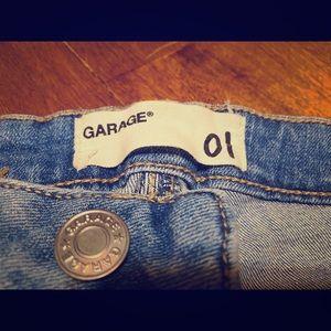 🍁Bundle & Save🍁 Garage High Waist Jean